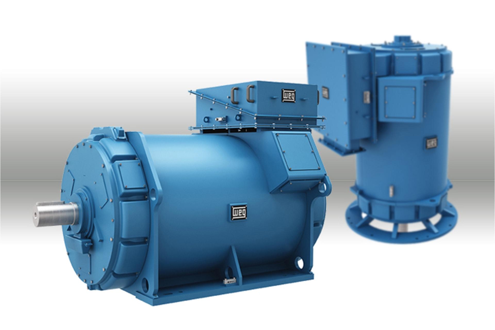 Nueva tecnología de refrigeración para motores de gran porte