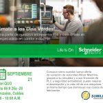 ¡Prepárate para el día verde con Schneider Electric y Sumilec!