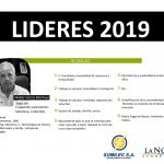 NUESTRO GERENTE EN LA REVISTA LIDERES 2019!